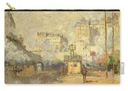 Gare Saint Lazare Carry-all Pouch