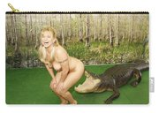 Gator Bites Carry-all Pouch