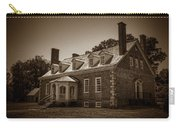 George Mason's Gunston Hall Carry-all Pouch