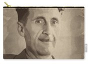 George Orwell 2 Carry-all Pouch