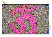 Gift Of Om From Ancient Indian Culture Fineart Graphics By Navinjoshi At Fineartamerica.com Popular  Carry-all Pouch