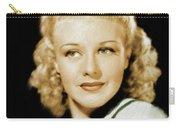 Ginger Rogers, Legend Carry-all Pouch