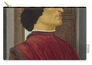 Giuliano De' Medici Carry-all Pouch