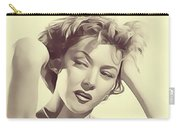 Gloria Grahame, Vintage Actress Carry-all Pouch