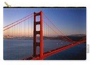 Golden Gate Bridge San Francisco Ca Carry-all Pouch
