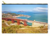 Golden Gate Bridge Vista Point Carry-all Pouch