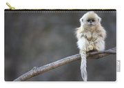 Golden Snub-nosed Monkey Rhinopithecus Carry-all Pouch