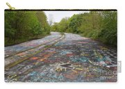 Graffiti Highway, Facing North Carry-all Pouch