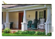 Grand Old House Porch Carry-all Pouch