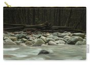 Granite And Water, Lynn Creek Carry-all Pouch