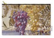Grapes And Olives Carry-all Pouch