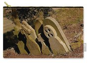 Grave Stones Carry-all Pouch