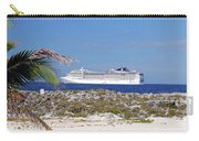 Great Stirrup Cay Carry-all Pouch
