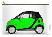 Green Mini Car Carry-all Pouch