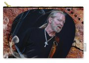 Gregg Allman Art Carry-all Pouch