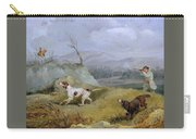 Grouse Shooting Henry Thomas Alken Carry-all Pouch