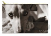 Heart You Italian Greyhound Carry-all Pouch