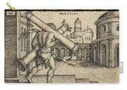 Hercules Carrying The Columns Of Gaza Carry-all Pouch