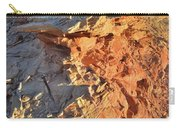 High Above Wash 3 In Valley Of Fire Carry-all Pouch