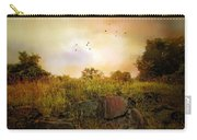 Hilltop Meadow Carry-all Pouch