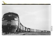 Historic Freight Train Carry-all Pouch