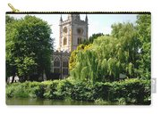 Holy Trinity Church At Stratford-upon-avon Carry-all Pouch