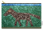 Horse Carry-all Pouch by Patrick J Murphy