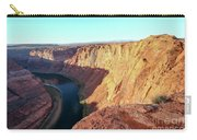 Horseshoe Bend Colorado River Arizona Usa Carry-all Pouch