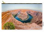 Horseshoe Bend Near Page Arizona Carry-all Pouch