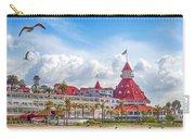 Hotel Del Coronado Carry-all Pouch