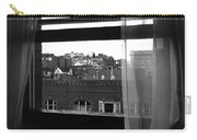 Hotel Window Butte Montana 1979 Carry-all Pouch