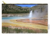 Imperial Geyser, Yellowstone Np Carry-all Pouch