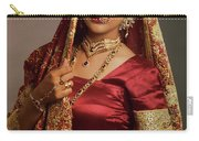 Indian Bride Carry-all Pouch