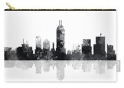 Indiana Indianapolis Skyline Carry-all Pouch