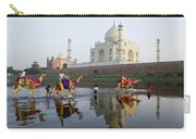 India's Taj Mahal Carry-all Pouch