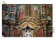 Interior Statue - San Xavier Mission - Tucson Arizona Carry-all Pouch