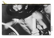 Jacques Cousteau (1910-1997) Carry-all Pouch