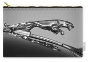 Jaguar Hood Ornament 2 Carry-all Pouch