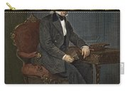 James Knox Polk (1795-1849) Carry-all Pouch
