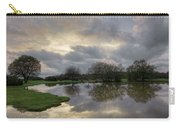 Janesmoor Pond - New Forest Carry-all Pouch