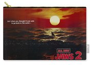 Jaws 2 1978  Carry-all Pouch