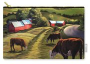 Jenne Farm In Reading Vermont Carry-all Pouch