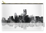 Jersey City New Jersey Skyline Carry-all Pouch