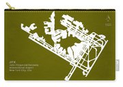 Jfk John Fitzgerald Kennedy International Airport In New York Ci Carry-all Pouch