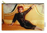 Joan Crawford (1905-1977) Carry-all Pouch by Granger
