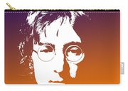 John Lennon The Legend Carry-all Pouch