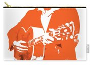 Johnny Cash The Legend Carry-all Pouch