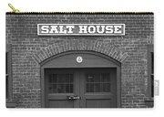 Jonesborough Tennessee - Salt House Carry-all Pouch