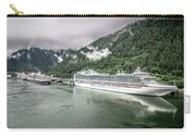 Juneau Alaska Usa Northern Town And Scenery Carry-all Pouch