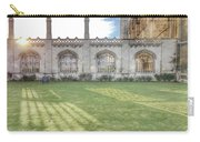 King's College Cambridge Carry-all Pouch